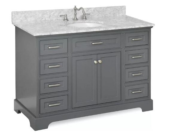 48 Inch Bathroom Vanity With Top And Sink 6-min