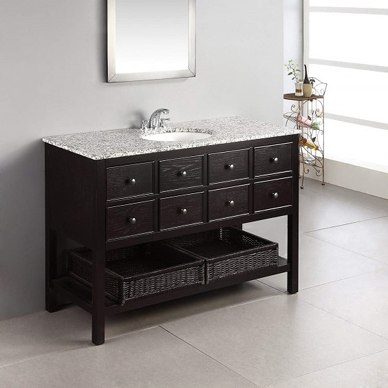 48 Inch Bathroom Vanity With Top And Sink 8-min