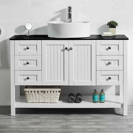 15 Best 48 Inch Bathroom Vanity With Top And Sink To Buy Now