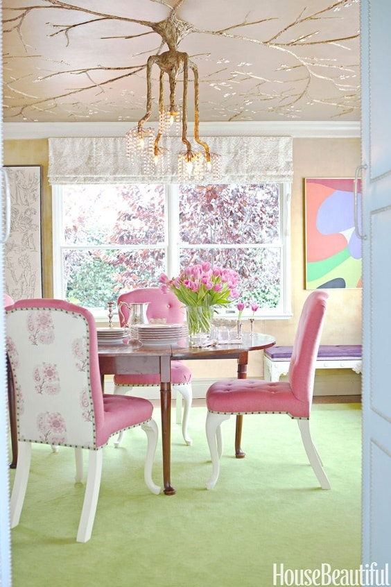Dining Room Decorating Ideas 2-min