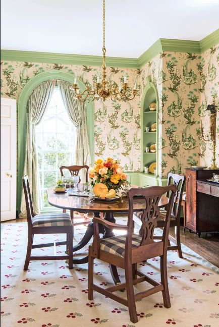 Dining Room Decorating Ideas 4-min