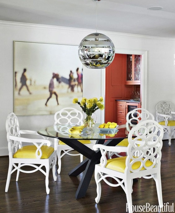 Dining Room Decorating Ideas 7-min
