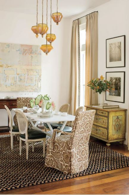 Dining Room Decorating Ideas 9-min