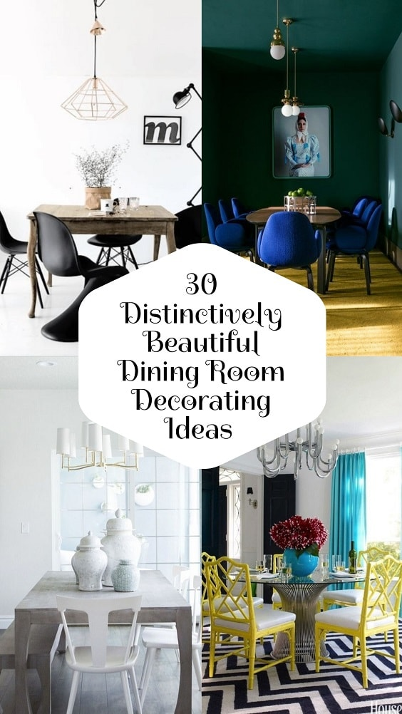 Dining Room Decorating-min