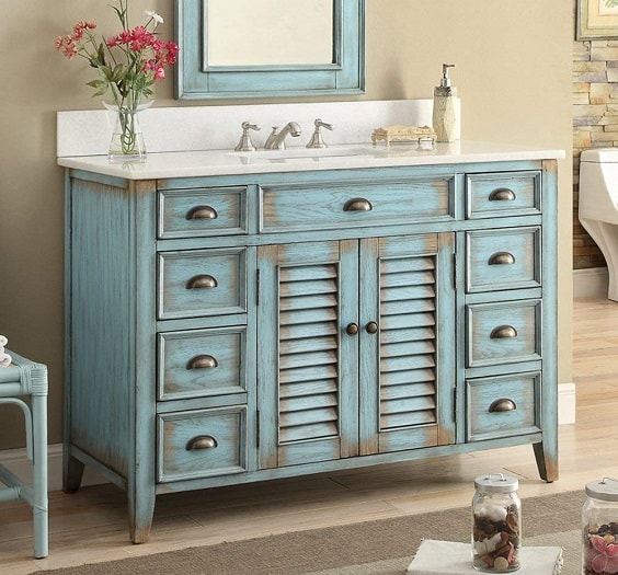 Fantastic 15 Best Farmhouse Style Bathroom Vanity To Buy Now Buyers Interior Design Ideas Gentotryabchikinfo