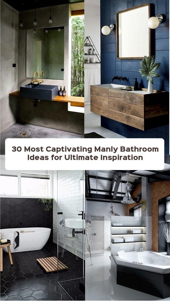 Manly Bathroom-min
