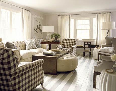 Modern Farmhouse Living Room 15-min
