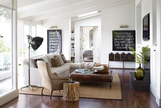 Modern Farmhouse Living Room 16-min