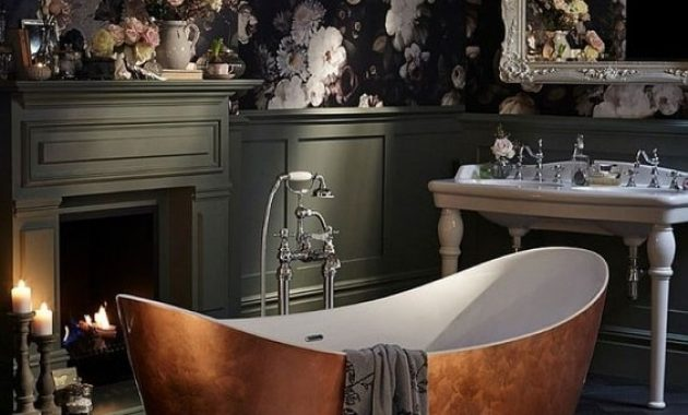 Shabby Chic Bathroom 29-min