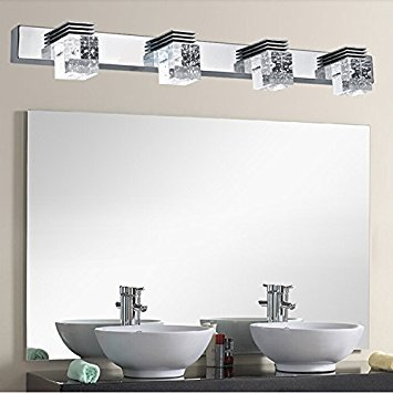 White Bathroom Light Fixtures 7-min