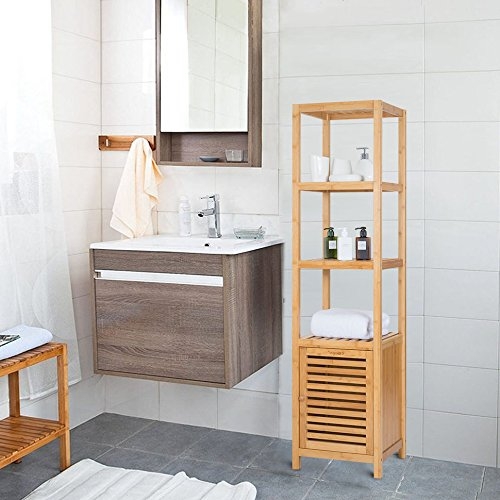 bathroom standing shelf 15