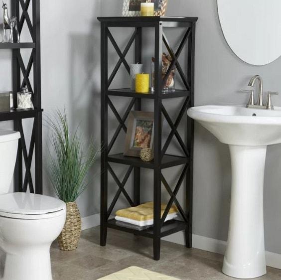 bathroom standing shelf 2-min