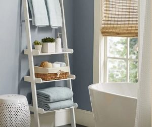 bathroom standing shelf 4-min