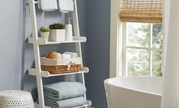 15 Best Bathroom Standing Shelf To Buy Now | Buyer\'s Guide