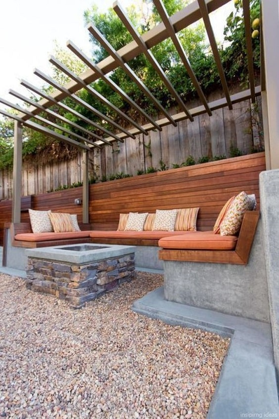 30 Affordable and Admirable Gravel Patio Ideas to Build by Yourself