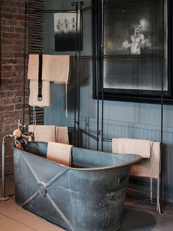 30 Most Captivating Manly Bathroom Ideas For Ultimate