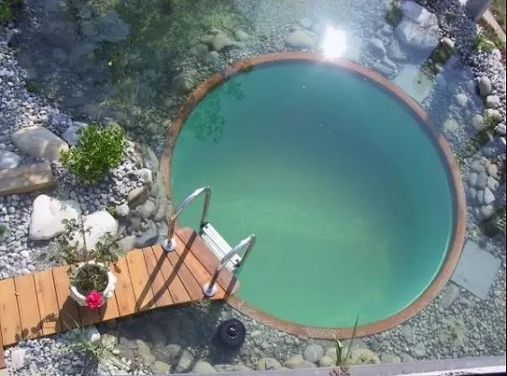 natural swimming pool design 19