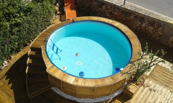 30 Most Inspiring DIY Pallet Swimming Pool Ideas | Ultimate ...
