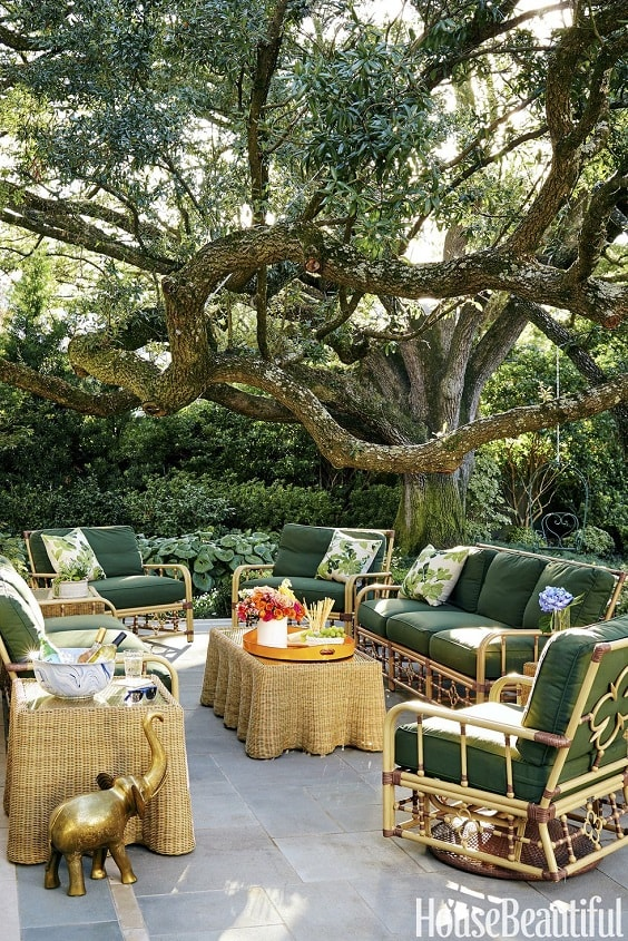 30+ Most Clever Patio Furniture Ideas For A Joyful Outdoor Space