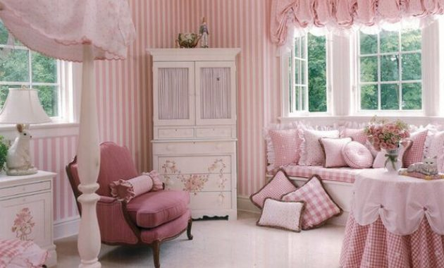 pink girl bedroom 11-min