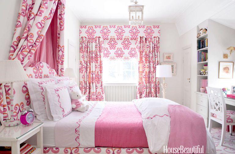 pink girl bedroom 25
