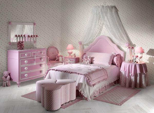 pink girl bedroom 3-min