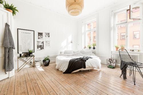 scandinavian bedroom decoration 16-min