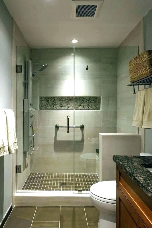 Gray And Brown Bathroom 13-min