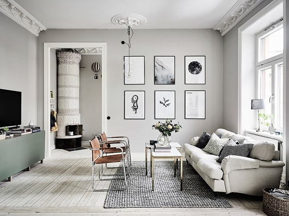 Grey Living Room 12-min