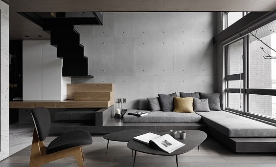 Grey Living Room 24-min