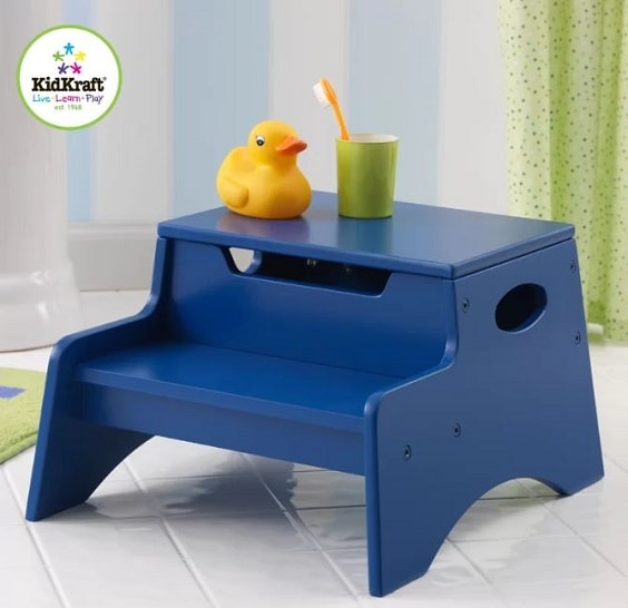 Kids Bathroom Step Stool 2-min
