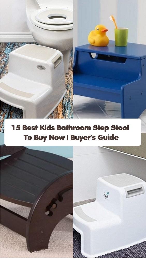 Kids Bathroom Step Stool-min