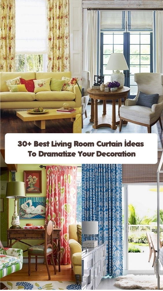 Living Room Curtain Ideas-min