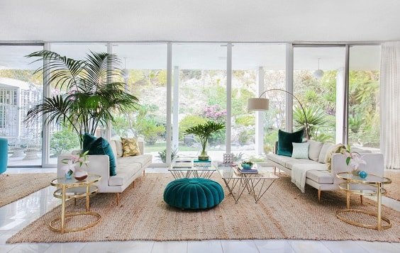 30+ Fabulously Chic Mid Century Modern Living Room Ideas