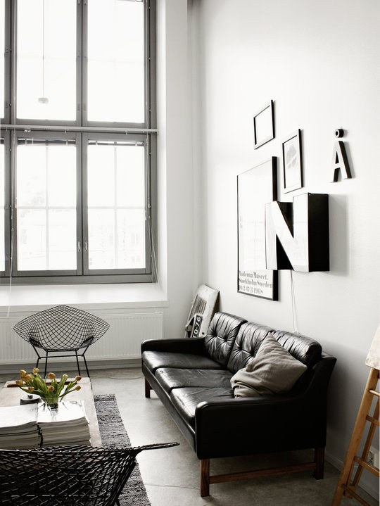 Mid Century Modern Living Room 16-min