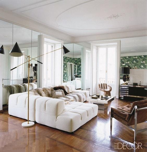 Mid Century Modern Living Room 18-min