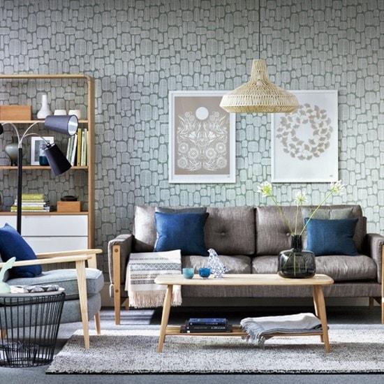 Mid Century Modern Living Room 20-min