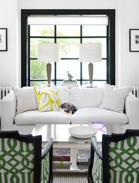 Mid Century Modern Living Room 8-min