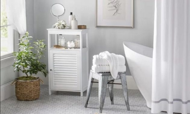 15 Best Small White Cabinet For Bathroom To Buy Now Buyers Guide