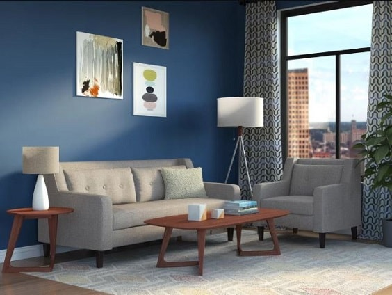 contemporary living room 7-min