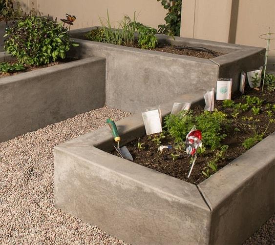 diy concrete planter 21-min