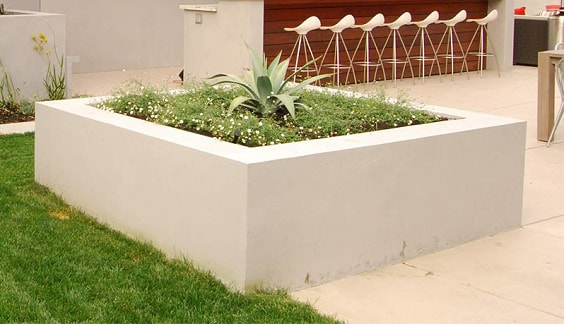 diy concrete planter 8-min