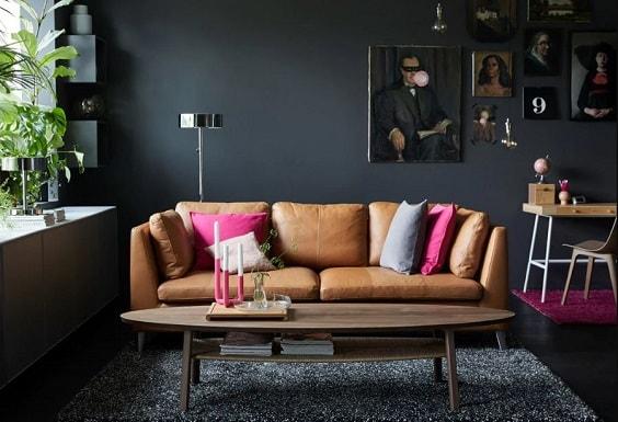 ikea living room 10-min