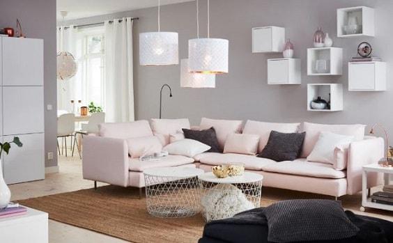 ikea living room 13-min