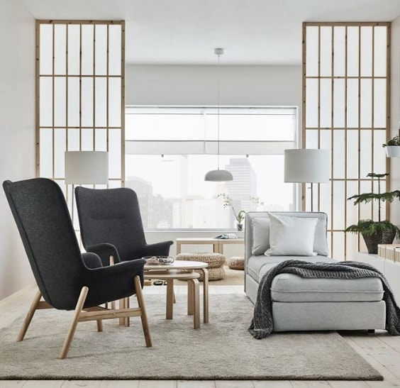 30+ Most Beautiful IKEA Living Room Ideas of 2018 To Copy
