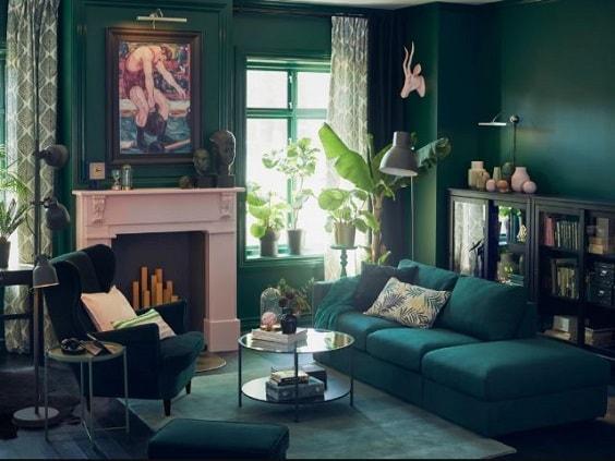 ikea living room 7-min