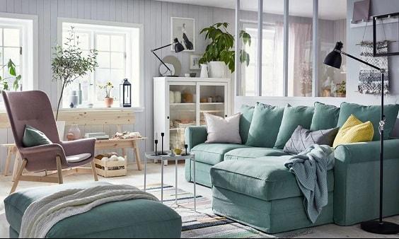 ikea living room 8-min