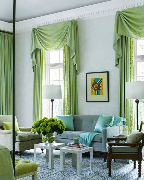 living room curtain ideas 5-min