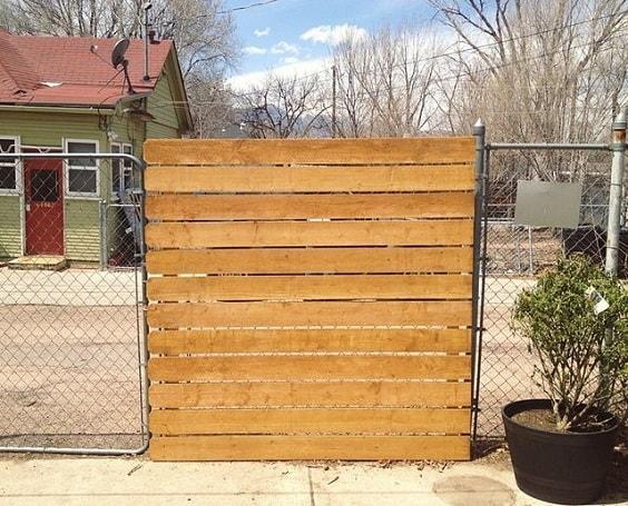 pallet garden fence 20-min