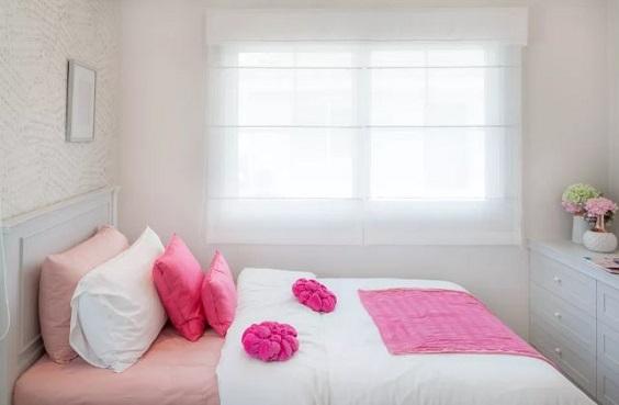 pink girl bedroom 21